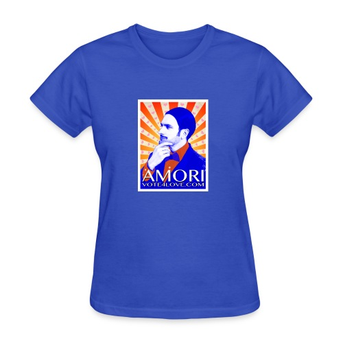 Amori_poster_1d - Women's T-Shirt