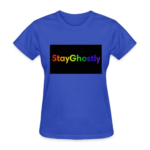 stayGhostly - Women's T-Shirt