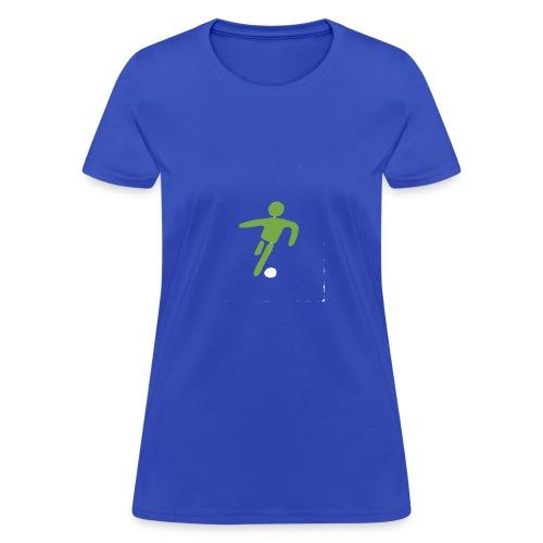 Footballer - Women's T-Shirt