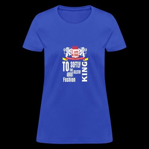 King design - Women's T-Shirt