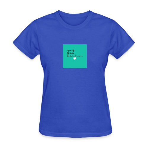 My thoughts - Women's T-Shirt