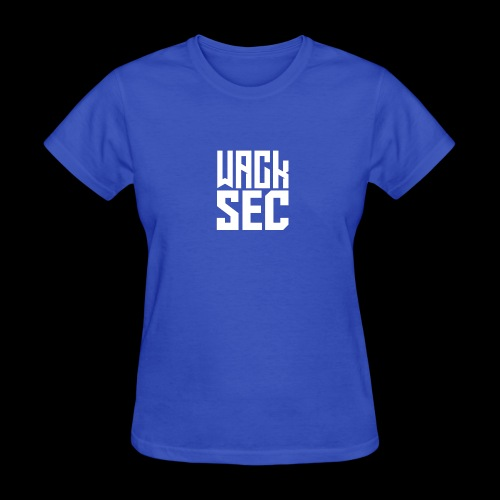 WackSec Radio - Women's T-Shirt