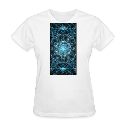 Icy Lights - Women's T-Shirt