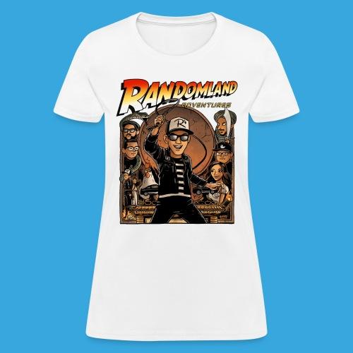 RANDOMLAND ADVENTURER - Women's T-Shirt