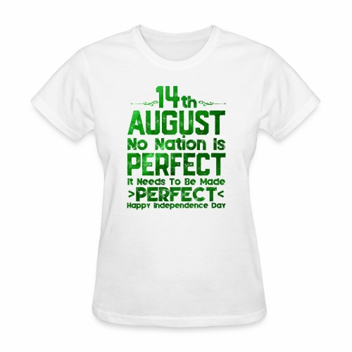 14th August Independence Day - Women's T-Shirt
