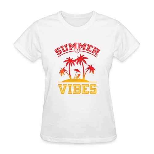 Summer Vibes - Women's T-Shirt