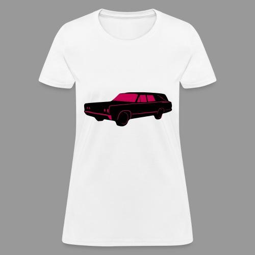 Hearse - Women's T-Shirt