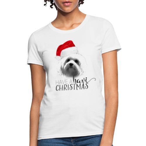 Have A Havi Christmas! - Women's T-Shirt