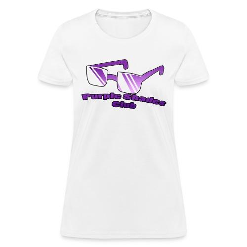 purpleshades - Women's T-Shirt