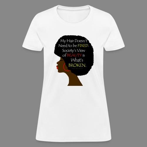Beauty Perception - Women's T-Shirt