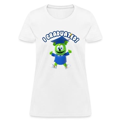 I Graduated! Gummibar (The Gummy Bear) - Women's T-Shirt