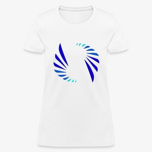 Cool Colors Logo - Women's T-Shirt