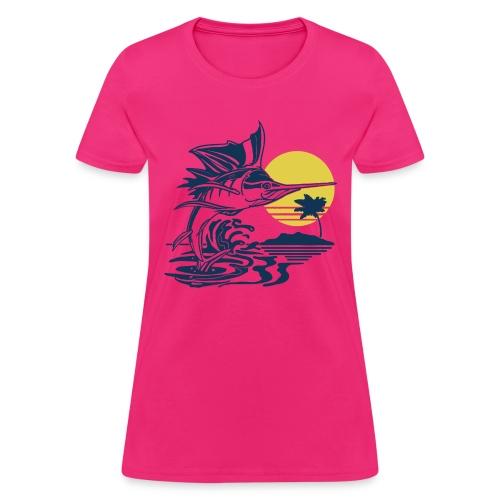 Sailfish - Women's T-Shirt