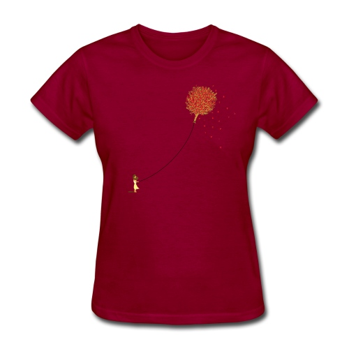 fall - Women's T-Shirt