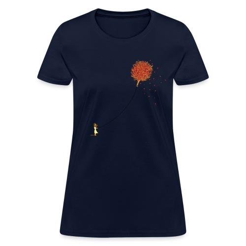 fall - Women's T-Shirt