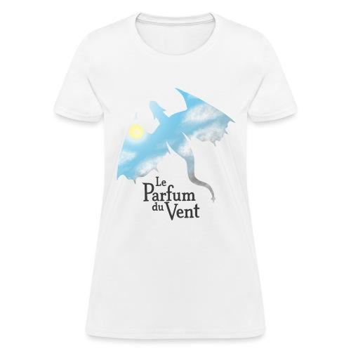 Dragon jour png - T-shirt pour femmes
