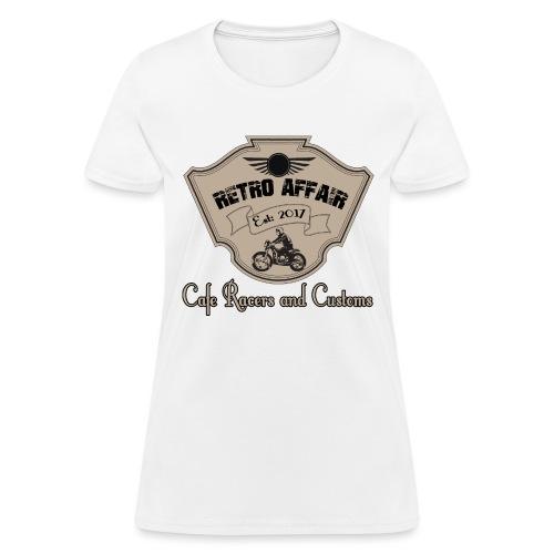 Retro Badge - Women's T-Shirt
