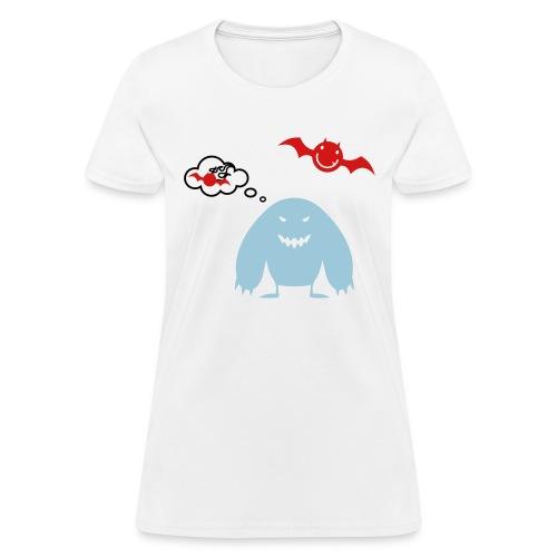 Mad Monster - Women's T-Shirt