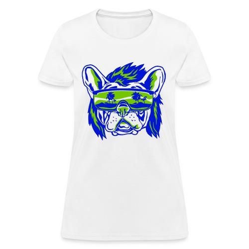 Beach Pooch - Women's T-Shirt