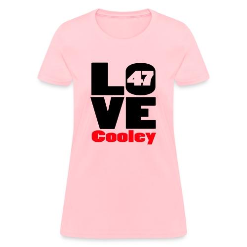 lovecooley - Women's T-Shirt