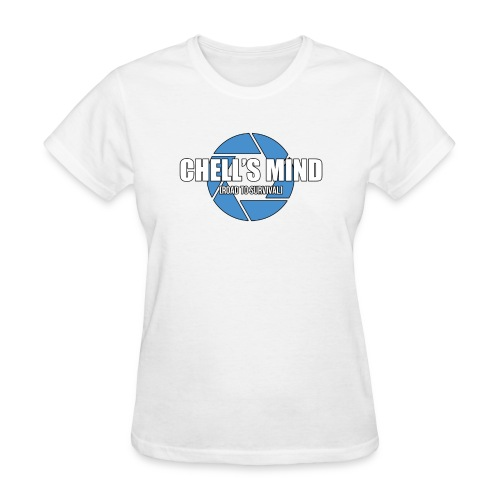Chell s Mind R2S Movie - Women's T-Shirt