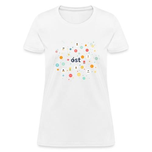 ost illustration - Women's T-Shirt