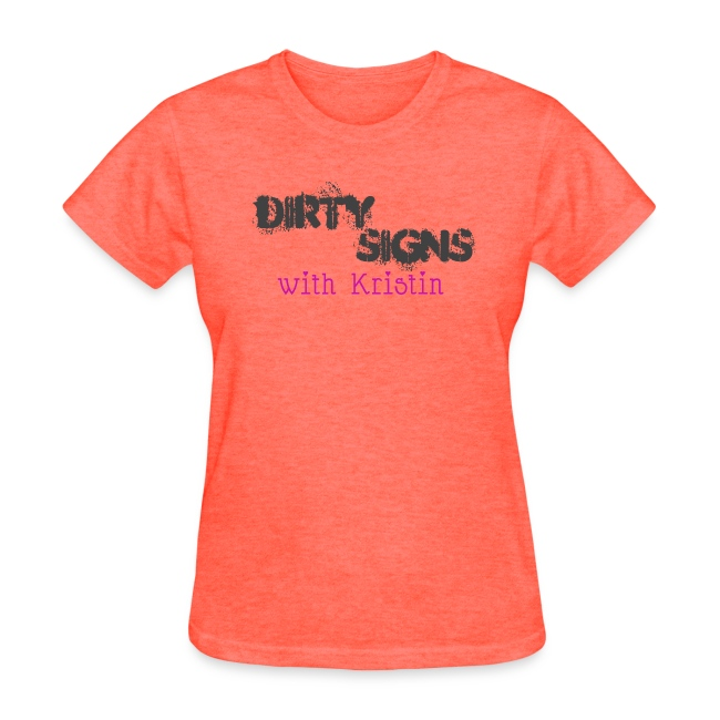 Dirty Signs With Kristin logo