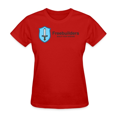 Logo Right - Women's T-Shirt