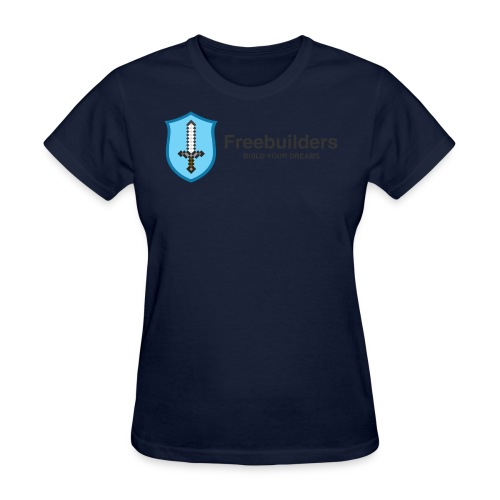 Logo Right - Women's T-Shirt