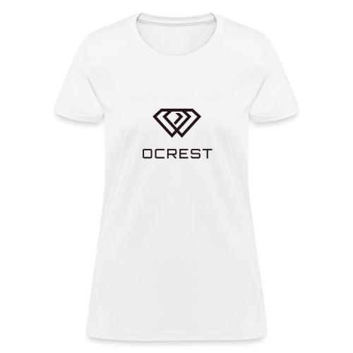 Black OCREST - Women's T-Shirt