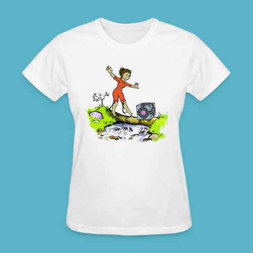 Testing Everywhere! - Women's T-Shirt