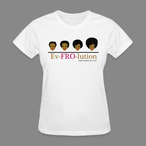 EvFROLution - Women's T-Shirt