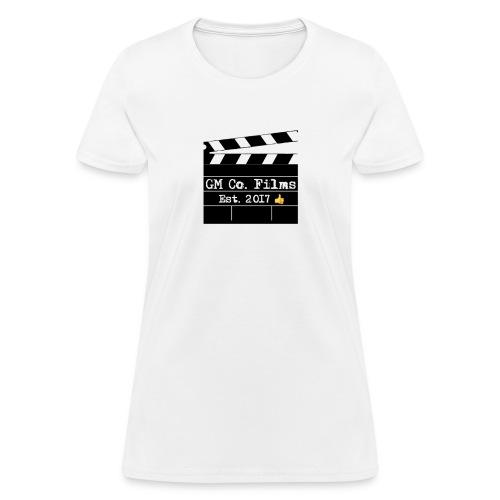 G.M.co Films logo - Women's T-Shirt