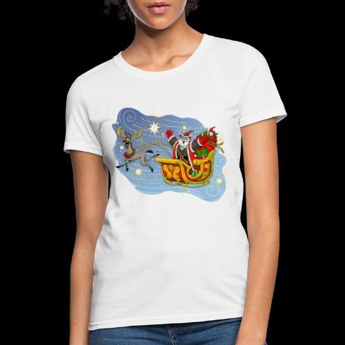 Christmas 2020 Ranger Dentface - Women's T-Shirt