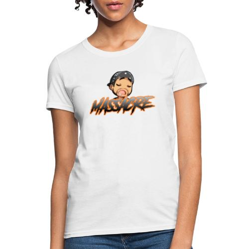 MASSX3 - Women's T-Shirt