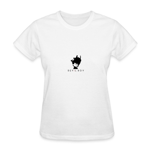 devils boy - Women's T-Shirt