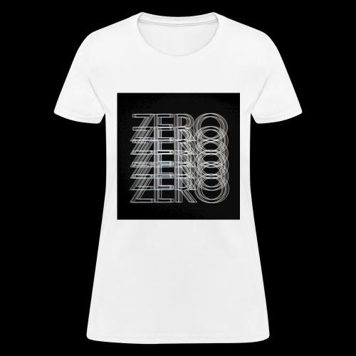 Zero - Women's T-Shirt