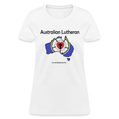 Australian Lutheran - Women's T-Shirt
