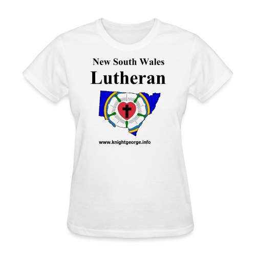 New South Wales Lutherans - Women's T-Shirt