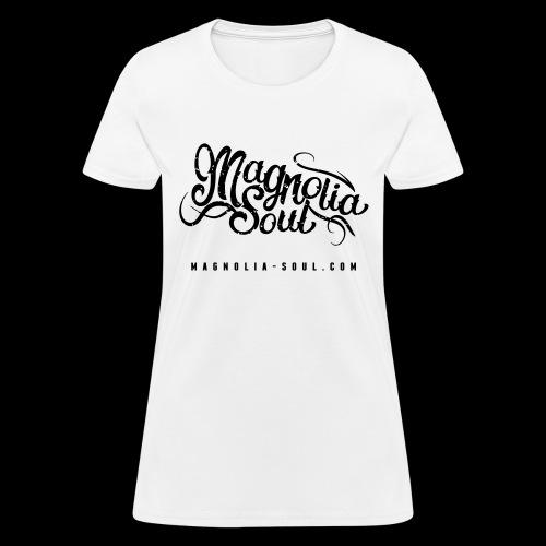 Magnolia Soul Logo - Women's T-Shirt