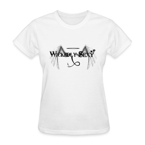 Wickedly Sexy Black - Women's T-Shirt