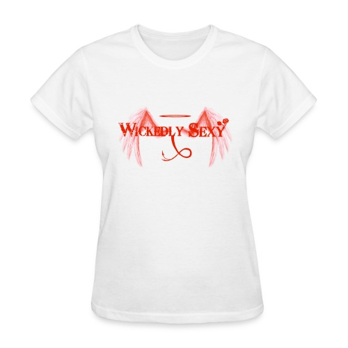 Wickedly Sexy Red - Women's T-Shirt