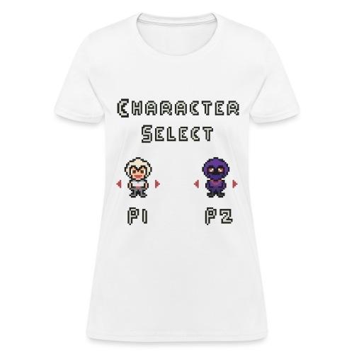 Character Select - Women's T-Shirt