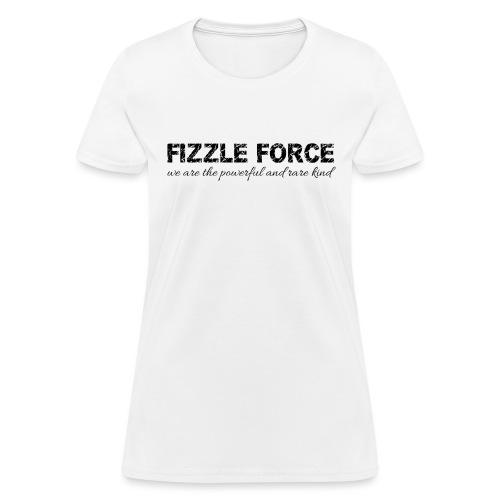 ff rare black png - Women's T-Shirt
