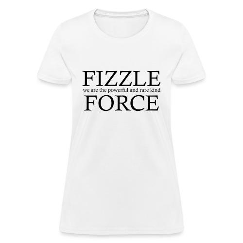ff rare 2 black png - Women's T-Shirt
