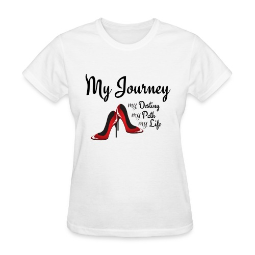My Journey - Women's T-Shirt