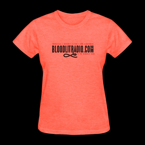 Bloodlit Radio 1 - Women's T-Shirt