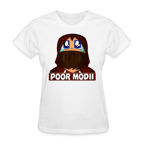 poor modii - Women's T-Shirt