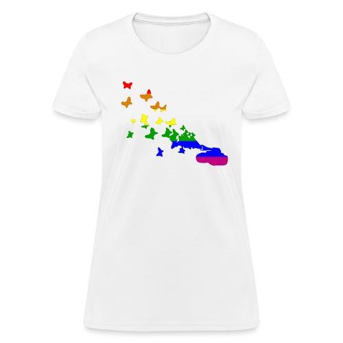 rainbowtank - Women's T-Shirt