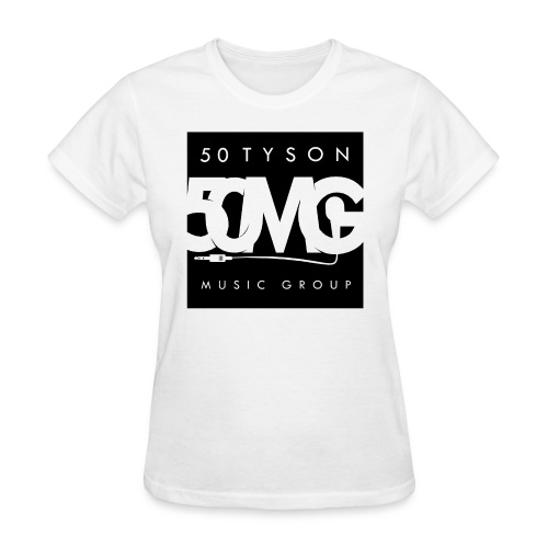 50MG LOGO full png - Women's T-Shirt